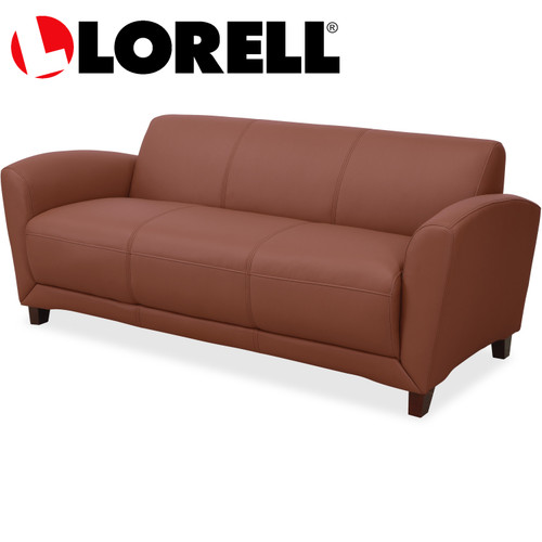 Lorell Reception Seating Collection Sofa