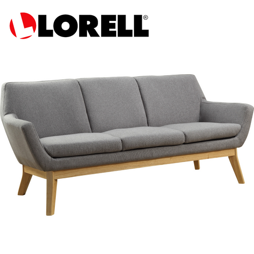 Lorell Quintessence Collection Upholstered Sofa