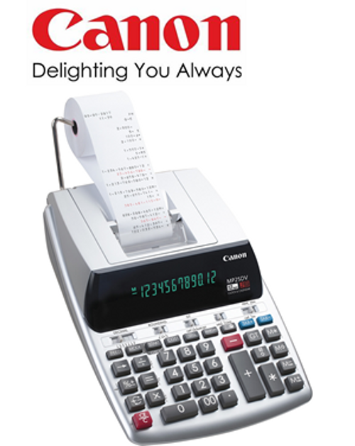 Canon MP25DV-3 Printing Calculator