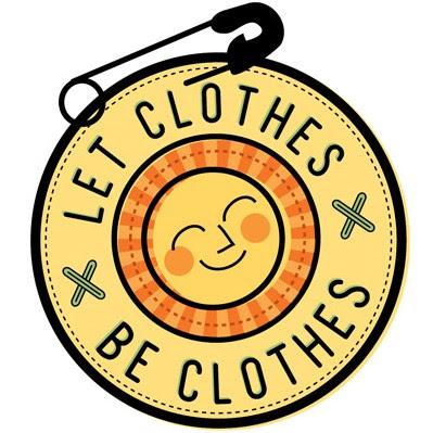 Let Clothes Be Clothes Approved Retailer Award logo