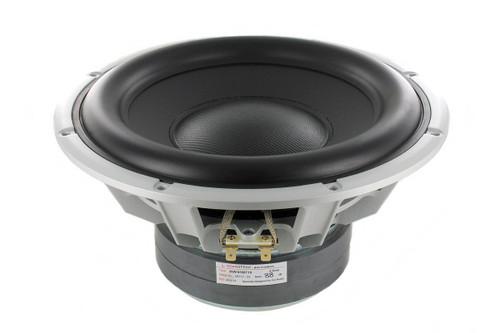 "Scan-Speak Silver 26W/4558T06 - 10"" Car Audio Component Subwoofer."