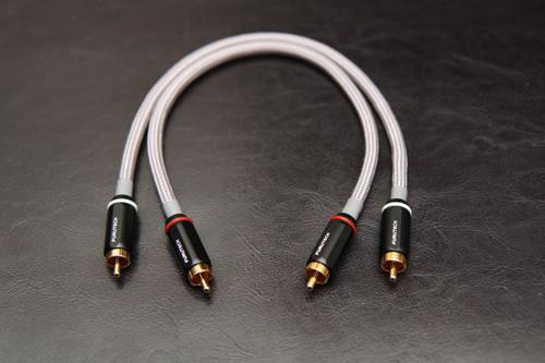 Dynamic Audio ST1-4M - Car Audio RCA Interconnect.