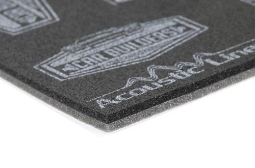 Car Builders Acoustic Liner Carpet Underlay - Car Audio Acoustic Sound Deadening.