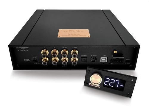 Zapco ADSP-Z8 IV-8 - Eight Channel Car Audio Amplifier / Processor.