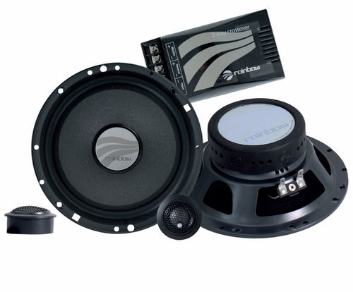 "Rainbow Dream DL-C6.2 - Two way 6.5"" Car Audio Component Speaker Set."