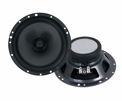 "Rainbow Dream DL-X6 - Two way 6.5"" Car Audio Coaxial Speaker Set."