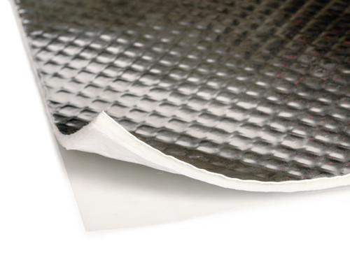 Car Builders Peel & Stick Heat Shield (Heavy Face / 600mm x 1060mm) - Car Audio Acoustic Sound Deadening.