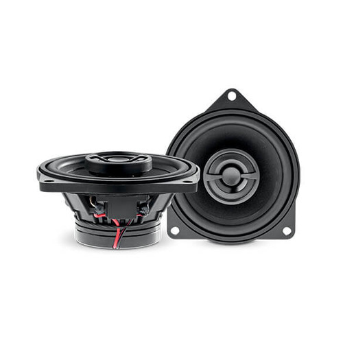 "Focal ICBMW100 - Two way 4"" Car Audio Coaxial Speaker Set."
