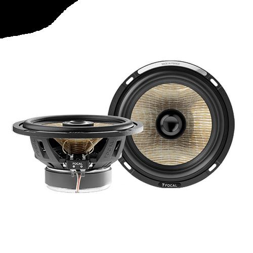 "Focal Flax Evo PC165FE - Two way 6.5"" Car Audio Coaxial Speaker Set."