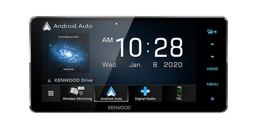 "Kenwood DDX920WDABS - 6.8"" Car Audio Receiver / Tuner."