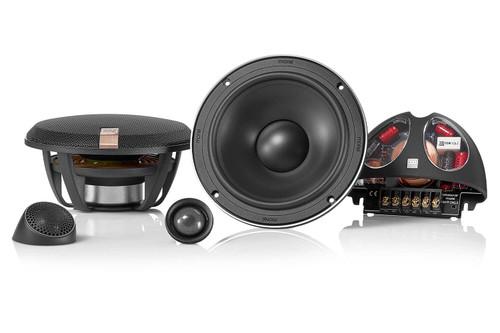 """Morel Hybrid 62 - Two way 6.5"""" Car Audio Component Speaker Set."""