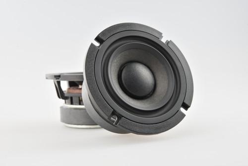 "Hybrid Audio Technologies Unity U2 - One way 2"" Car Audio Component Midrange Set."