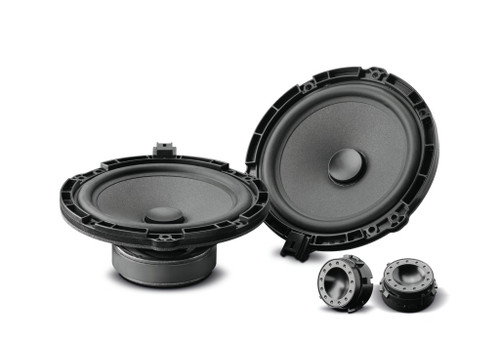"Focal ISPSA165 - Two way 6.5"" Car Audio Component Speaker Set."