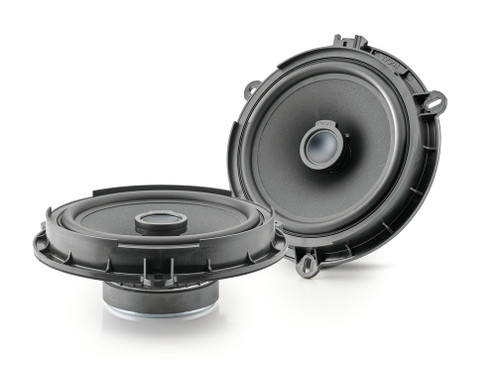 "Focal ICFORD165 - Two way 6.5"" Car Audio Coaxial Speaker Set."
