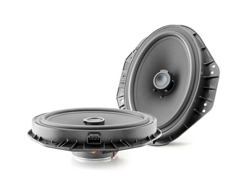 """Focal ICFORD690 - Two way 6x9"""" Car Audio Coaxial Speaker Set."""