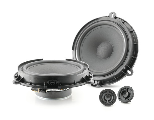 "Focal ISFORD165 - Two way 6.5"" Car Audio Component Speaker Set."