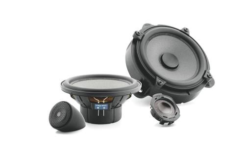 """Focal ISREN130 - Two way 5.25"""" Car Audio Component Speaker Set."""