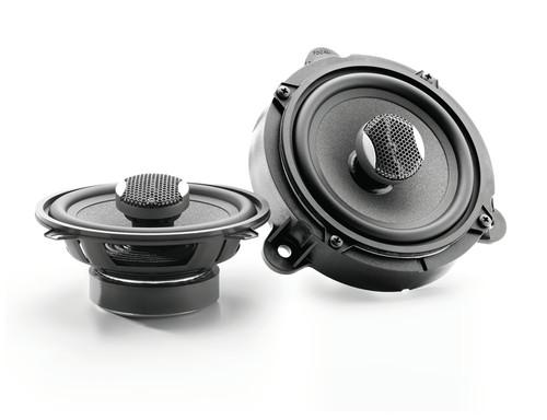 """Focal ICREN130 - Two way 5.25"""" Car Audio Coaxial Speaker Set."""