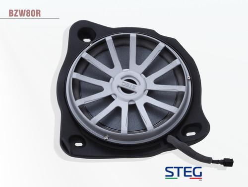 "Steg BZW80R - 8"" Car Audio Component Subwoofer."