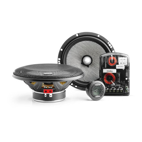 "Focal Access 165AS - Two way 6.5"" Car Audio Component Speaker Set."