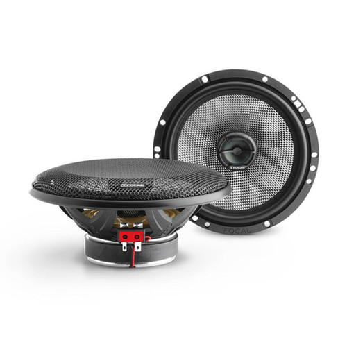 "Focal Access 165AC - Two way 6.5"" Car Audio Coaxial Speaker Set."