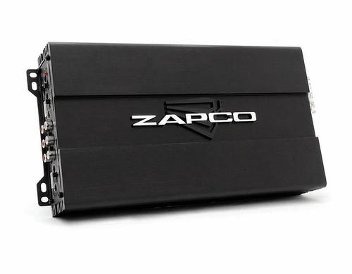 Zapco ST-4X II - Four Channel Car Audio Amplifier.