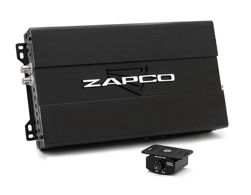 Zapco ST-1000XM II - One Channel Car Audio Amplifier.