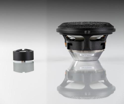 """Accuton Ceramic C2AM-04 - Two way 6.5"""" Car Audio Component Speaker Set."""
