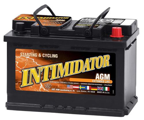 Intimidator 9A48 - Deep Cycle Car Battery.