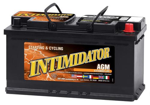Intimidator 9A49 - Deep Cycle Car Battery.