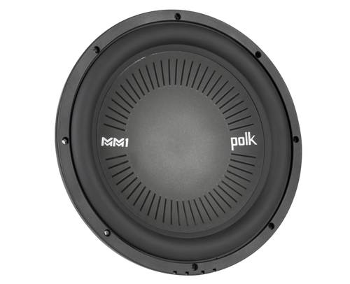 "Polk Audio MM1242 - 12"" Car Audio Component Subwoofer."