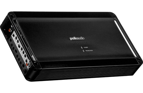 Polk Audio PA D5000.5 - Five Channel Car Audio Amplifier.