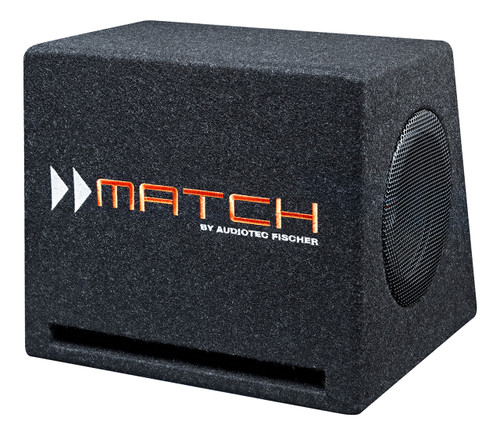 "Match PP 7E-D - 6.5"" Car Audio Enclosed Passive Subwoofer."