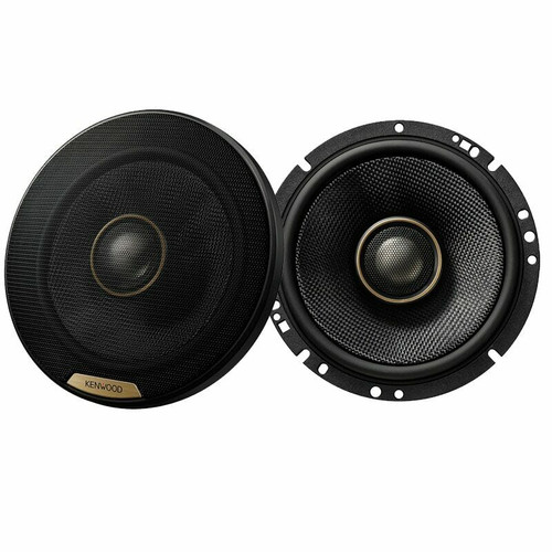 "Kenwood KFC-XH170 - Two way 6.5"" Car Audio Coaxial Speaker Set."
