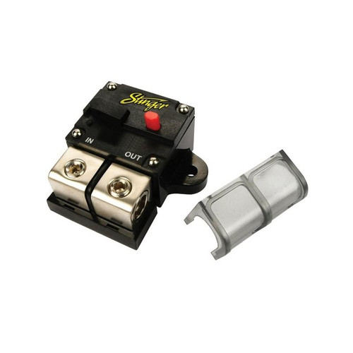 Stinger SGP901001 - Car Audio Circuit Breaker.