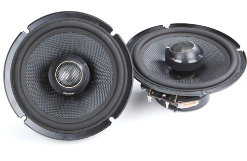 "Pioneer TS-Z65F - Two way 6.5"" Car Audio Coaxial Speaker Set."