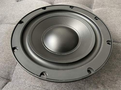 "Hybrid Audio Technologies Legatia L8 SW - 8"" Car Audio Component Subwoofer."