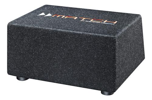 "Match PP 8E-Q - 8"" Car Audio Enclosed Passive Subwoofer."