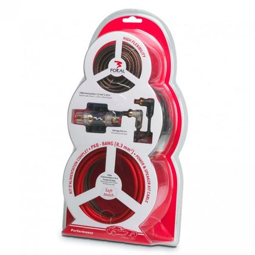 Focal PK8 - 8AWG Car Audio Cable Kit.