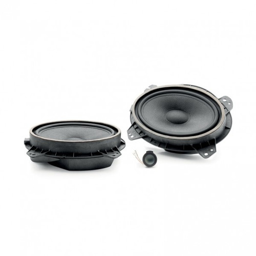 """Focal ISTOY690 - Two way 6x9"""" Car Audio Component Speaker Set."""