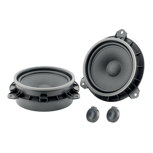"""Focal ISTOY165 - Two way 6.5"""" Car Audio Component Speaker Set."""