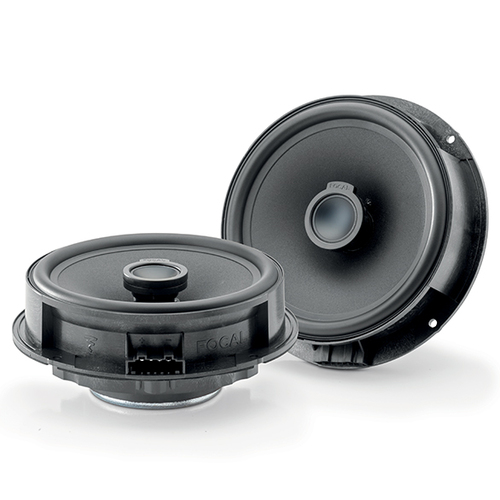 "Focal ICVW165 - Two way 6.5"" Car Audio Coaxial Speaker Set."