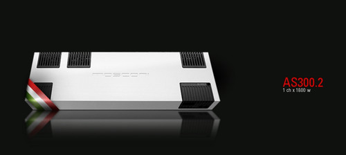 Mosconi AS300.2 - Two Channel Car Audio Amplifier.