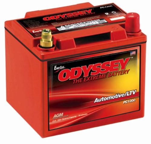 Odyssey PC1200MJT - Deep Cycle Car Battery.