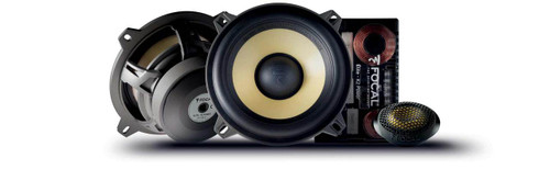 "Focal K2 Power ES130K - Two way 5.25"" Car Audio Component Speaker Set."