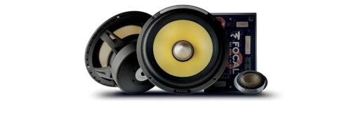 "Focal K2 Power ES165KX2 - Two way 6.5"" Car Audio Component Speaker Set."