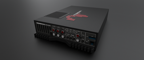Mosconi Gladen One 90.8 DSP - Eight Channel Car Audio Processed Amplifier.