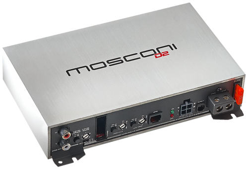 Mosconi Gladen D2 150.2 - Two Channel Car Audio Amplifier.