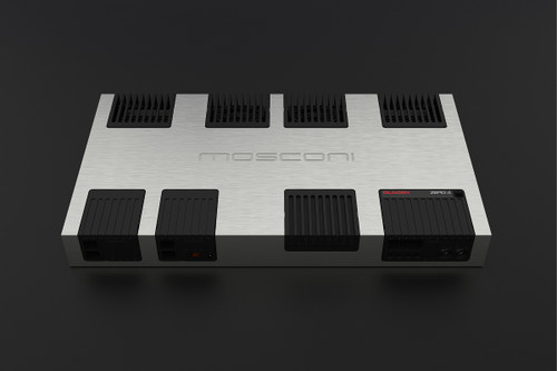 Mosconi ZERO 4 - Four Channel Car Audio Amplifier.