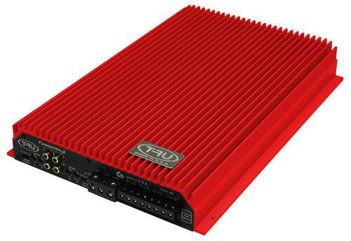 Tru-Technology Tungsten Grande V2 TG4 - Four Channel Car Audio Amplifier.